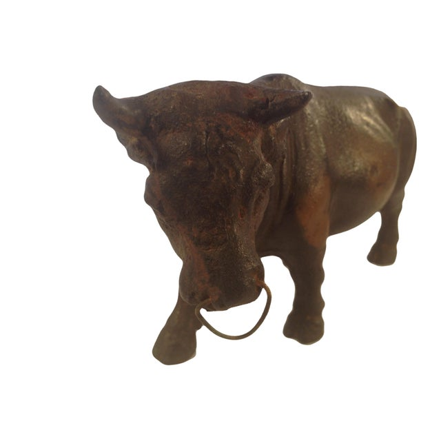 Image of Japanese Cast Iron Bull