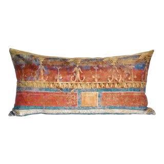 Pompeii II Silk PIllow
