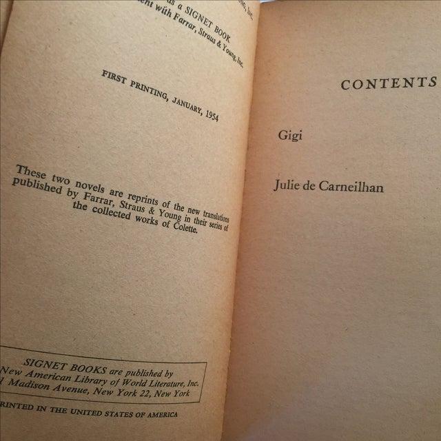 Gigi and Julie De Carneilhan Colette 1954 - Image 5 of 5