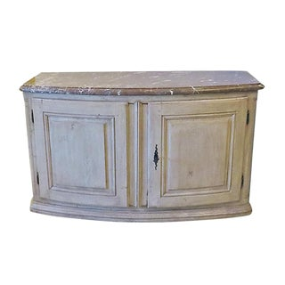 Painted Louis XVI Buffet
