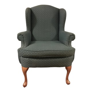 Dayton's Traditional Wingback Chair
