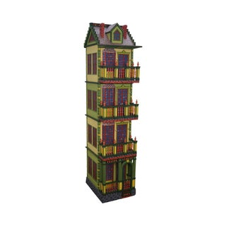 Victorian Doll House Style Bookcase