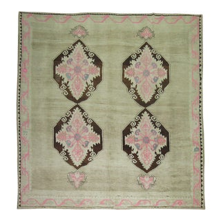"Turkish Kars Rug - 9'3"" x 10'"