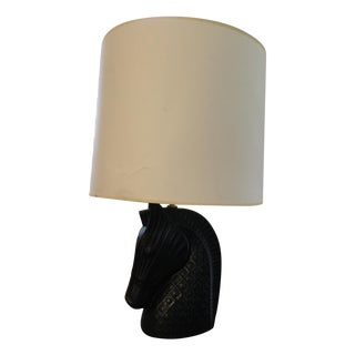 Jonathan Adler Horse Head Table Lamp