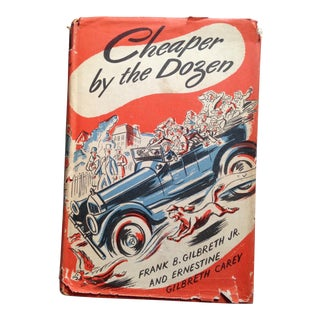 Cheaper by the Dozen First Edition