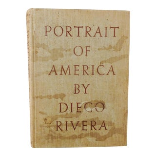 Portrait of America by Diego Rivera