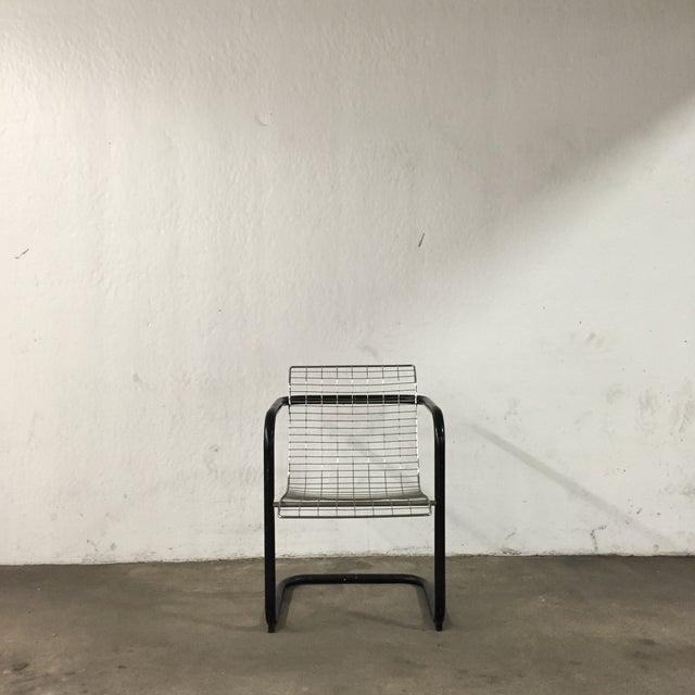 Modern Metal Industrial Chair - Image 5 of 6