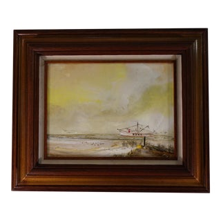 Original Signed Oil Painting by R. J. Fowles
