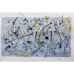 """Image of """"Galaxy One"""" Abstract Ink on Paper"""