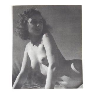 Vintage Nude Photogravure C.1941