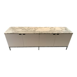Florence Knoll Four Cabinet Credenza