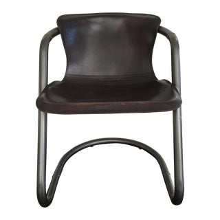 Duke Leather Accent Chairs - Set of 6