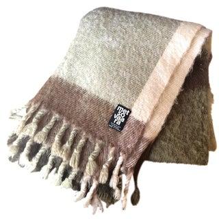 Metsovaara Scandinavia Wool Mohair Blanket
