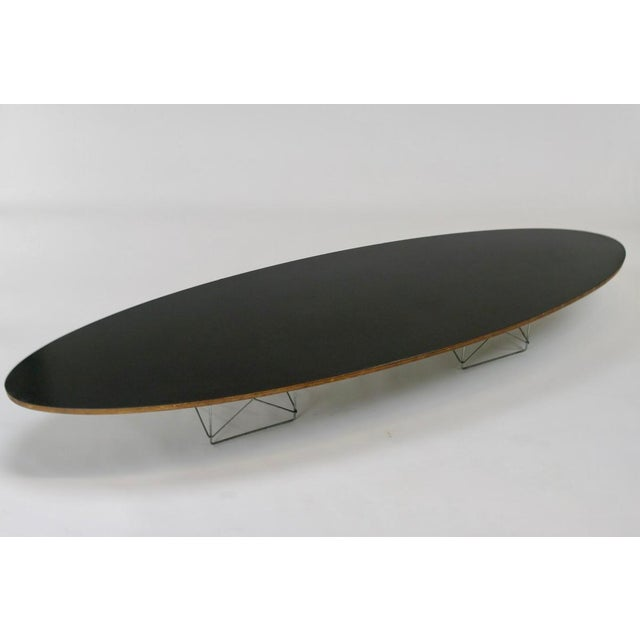 "Image of Eames Elliptical ""Surfboard"" ETR Coffee Table"