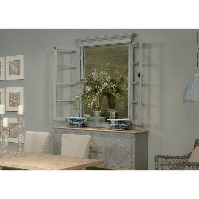 Sarreid Ltd. Adriana French Window Mirror - Image 5 of 5