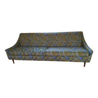 1960s DUX Style Mid-Century Danish Modern Sofa