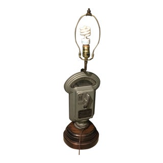 Duncan Miller Parking Meter Table Lamp