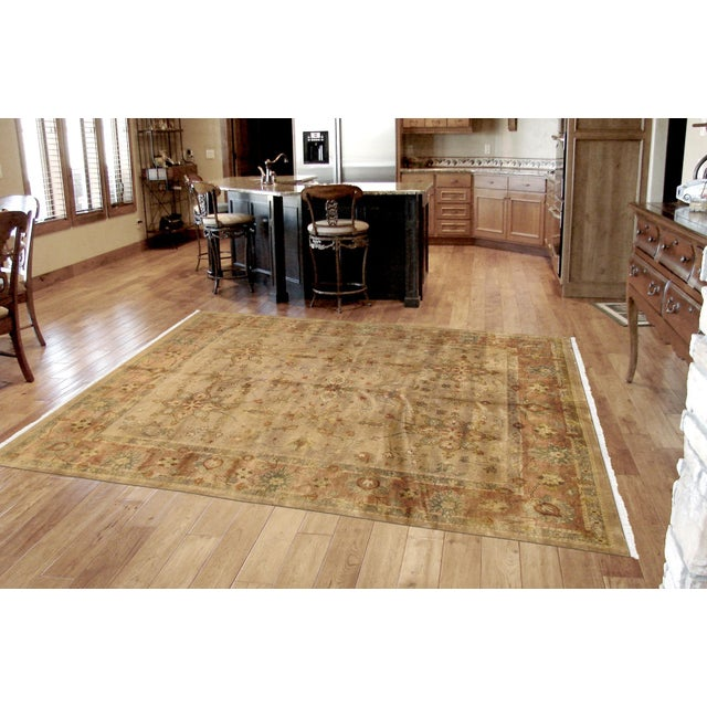 """Pasargad Vintage Sultanabad Area Rug - 8' 0"""" X 10' 0"""" - Image 3 of 3"""