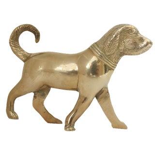 Brass Canine