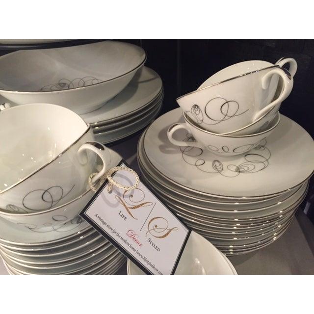 MIETO Japan Mid-Century 85-Piece Dish Set - Image 3 of 10
