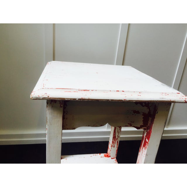 Shabby Chic Side Table - Image 3 of 6
