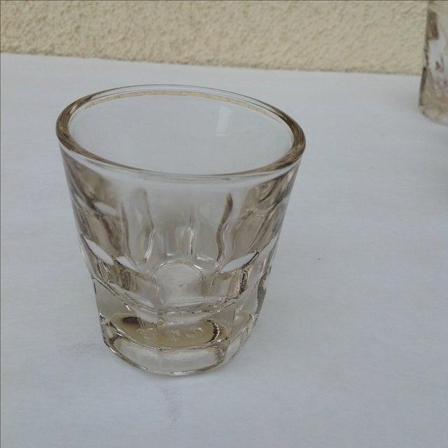 Vintage Rocks Glasses - Set of 10 - Image 5 of 11