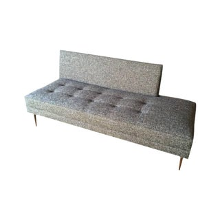 Mid-Century Style Custom Day Bed Sofa