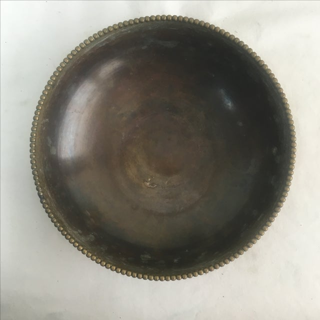 Image of Brass Monkey Stand Bowl