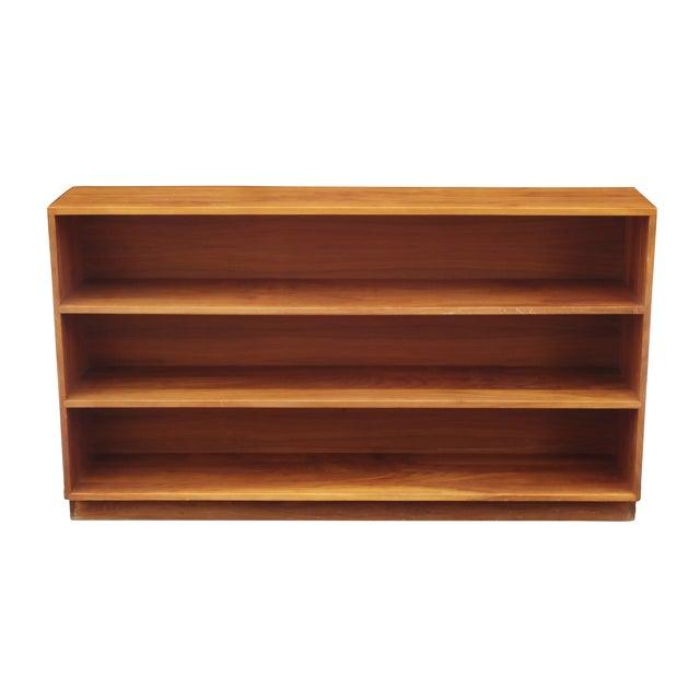 Solid Walnut Studio Bookshelf - Image 2 of 10