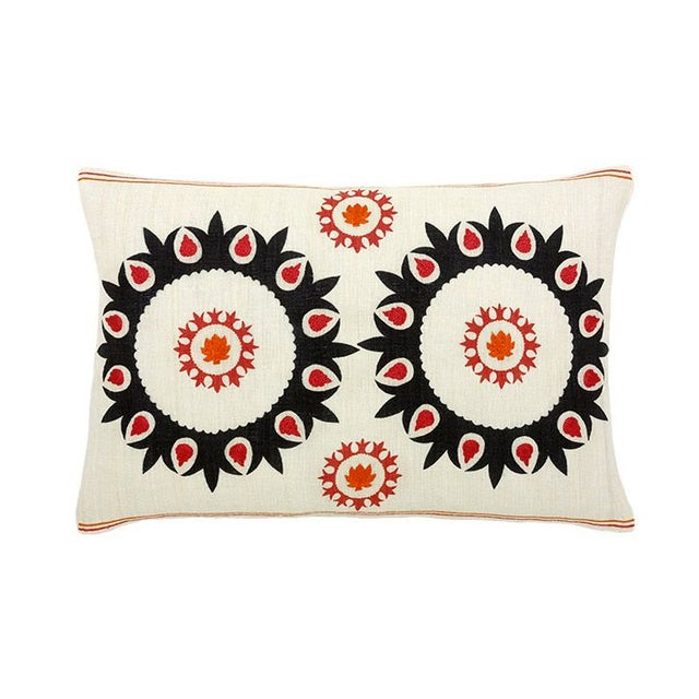 Small Coral Throw Pillows : Fijian Small Decorative Pillow in Coral Chairish