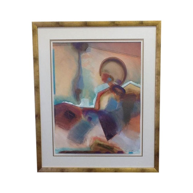 Figurative Abstract Painting by Daniel Kime - Image 1 of 6