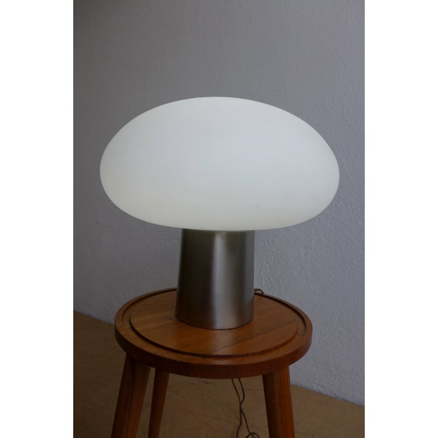Image of Laurel Lighting Eames Era Mushroom Table Lamp