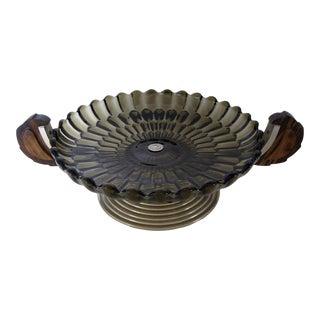 Vintage Art Deco Centerpiece Bowl