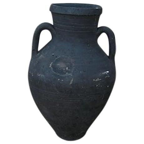 Image of Vintage Clay Vessel