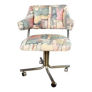 Designer Swivel Upholstered Office Chair