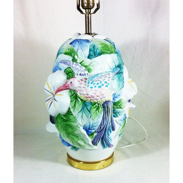 Humming Bird Table Lamp - Image 2 of 6