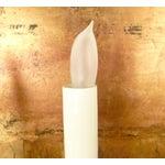 Image of 11-Light Gilt Metal Wall Sconce