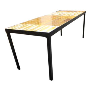 Capron Tiled 1970s Coffee Table