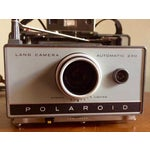 Image of Vintage Polaroid Land Camera Model 230