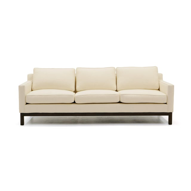 Edward Wormley for Dunbar Sofa and Loveseat Combination - Image 2 of 10