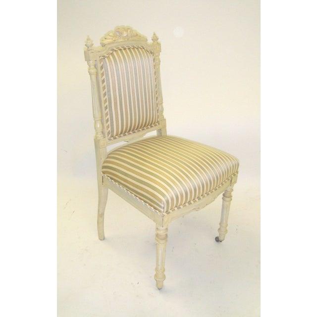 Napoleon III Style Chair - Image 3 of 6