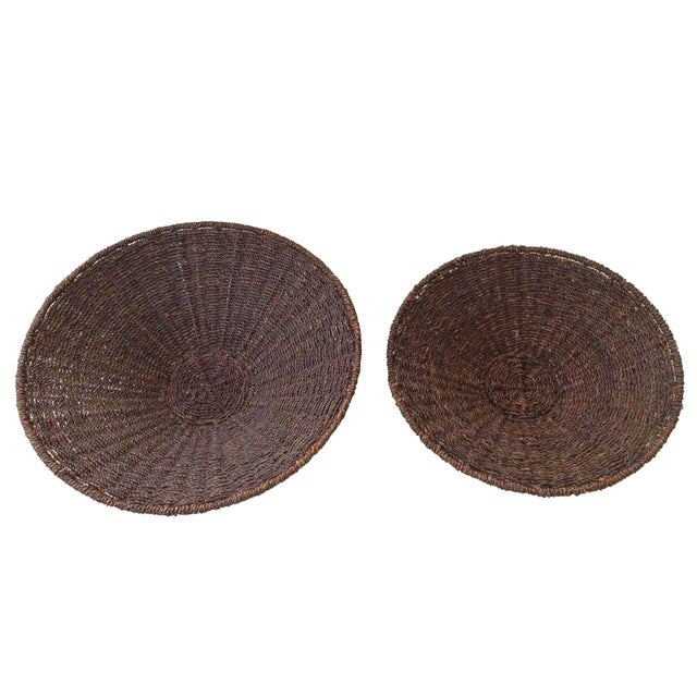 Image of African Style Baskets-A Pair