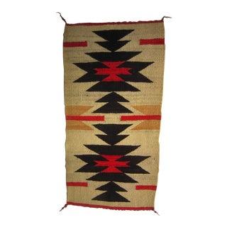 "Vintage Navajo Rug - 1'7"" x 3'1"""