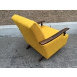 Image of Mid-Century Atomic Lounge Chair