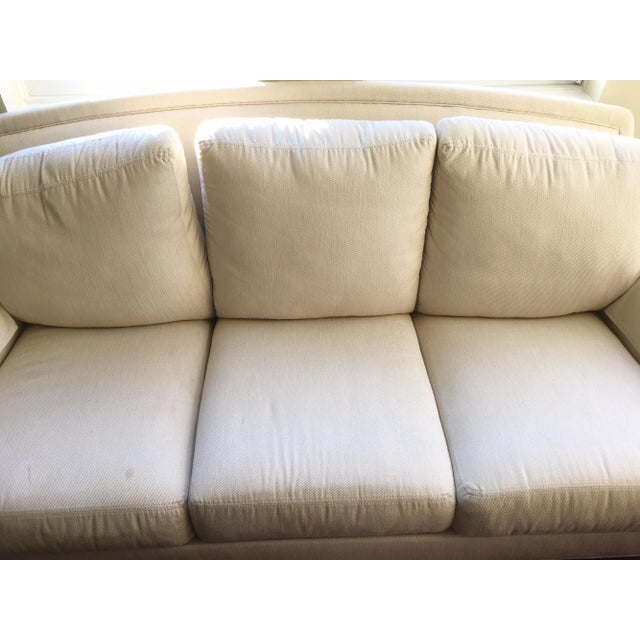 Ethan Allen Three-Seater Sofa - Image 3 of 3