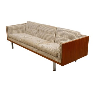 Jydsk of Denmark Interform Collection Teak Case Sofa