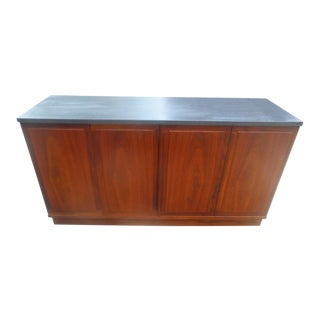 Mid-Century Danish Modern Rosewood Credenza/Sideboard