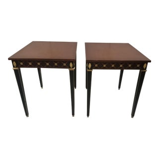 Trouvailles Boughton Tables - A Pair