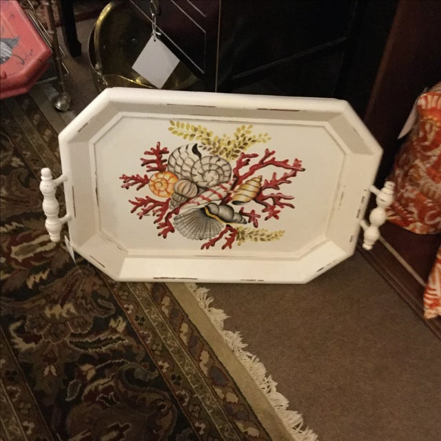 Image of White Coral Tray