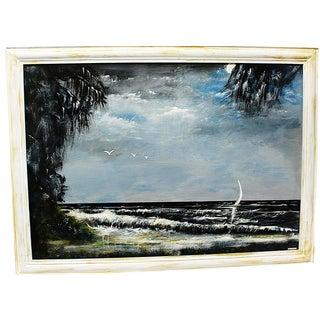 Florida Higwayman Beach Painting
